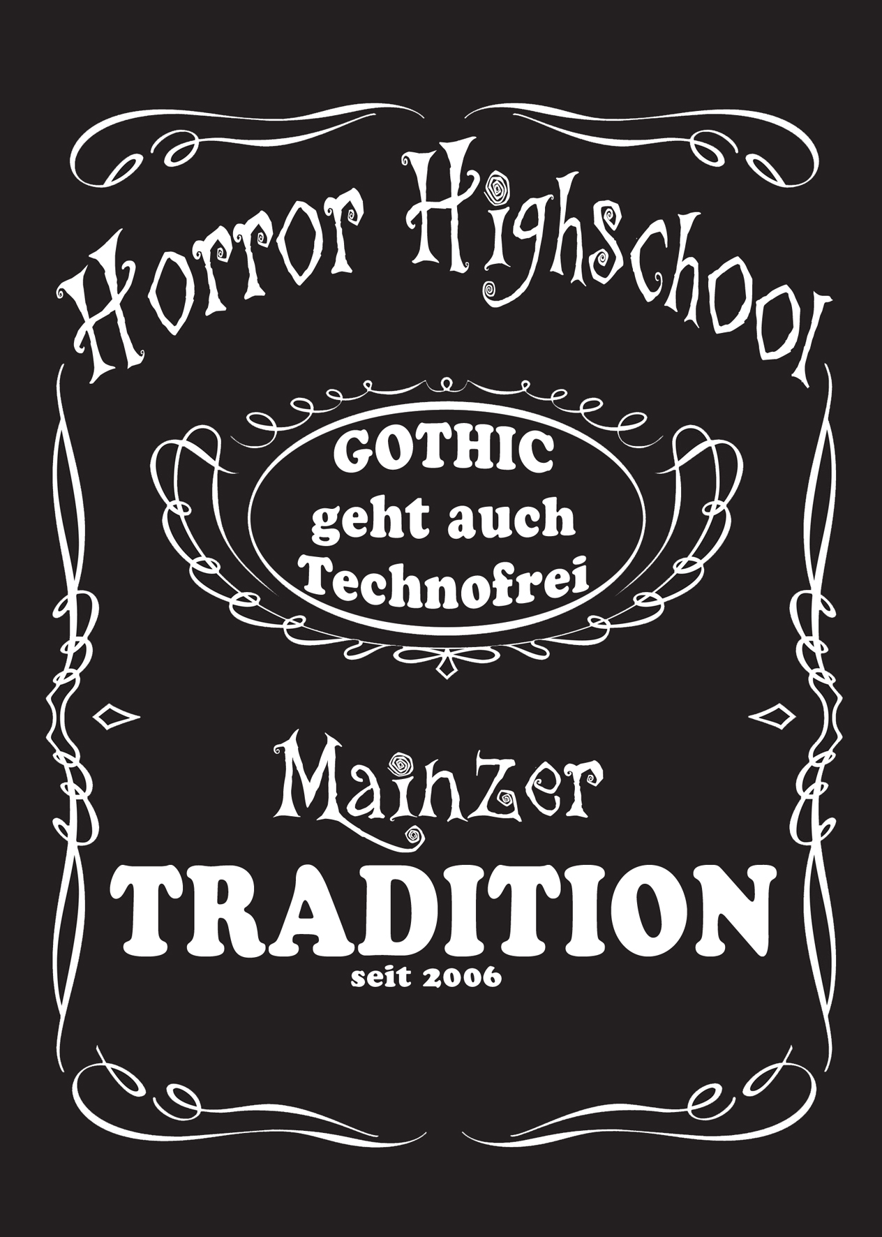 Horror Highschool Mainz seit 2006